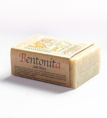 Jabón ARCILLA BENTONITA