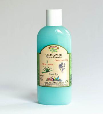 Gel Lavanda con Aloe vera