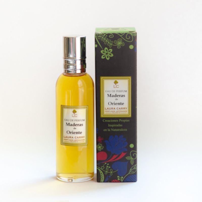 Perfume maderas de oriente