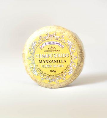 Champú Sólido Manzanilla