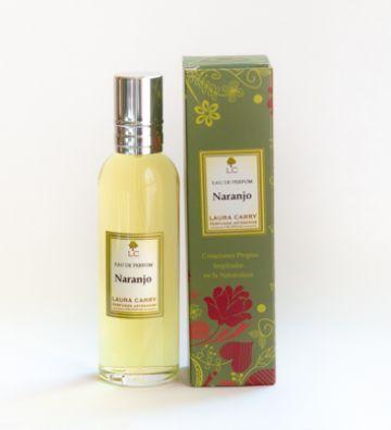 Perfume naranjo