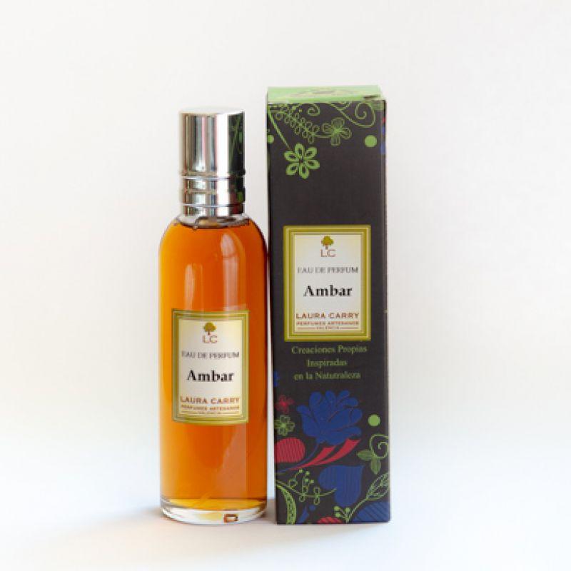 Perfume ámbar