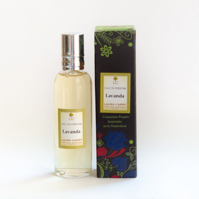 Perfume lavanda