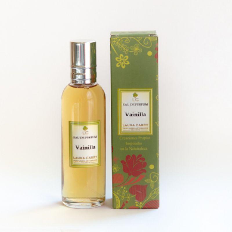 Perfume vainilla