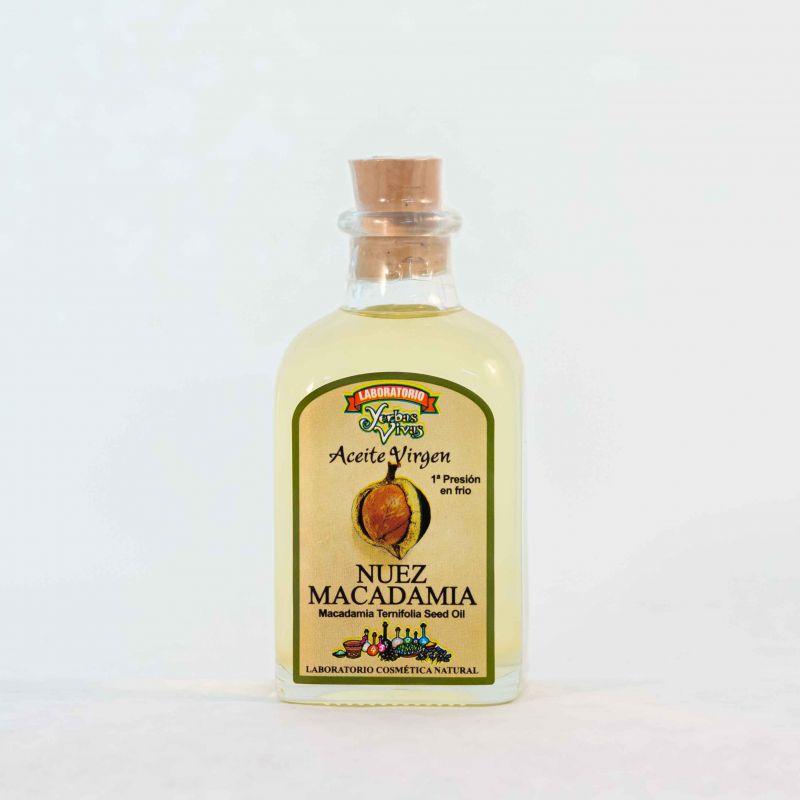 Aceite Nuez de Macadamia BIO