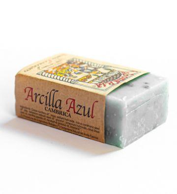 Jabón ARCILLA AZUL