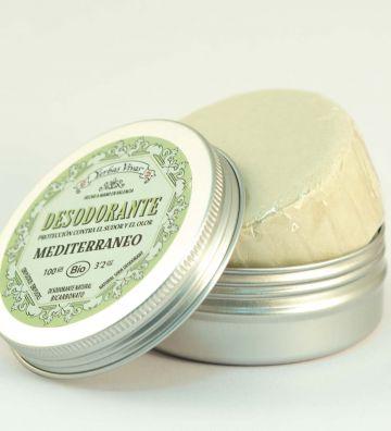 Desodorante Bio Mediterráneo