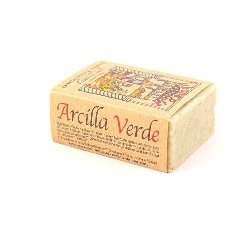 Jabón ARCILLA VERDE