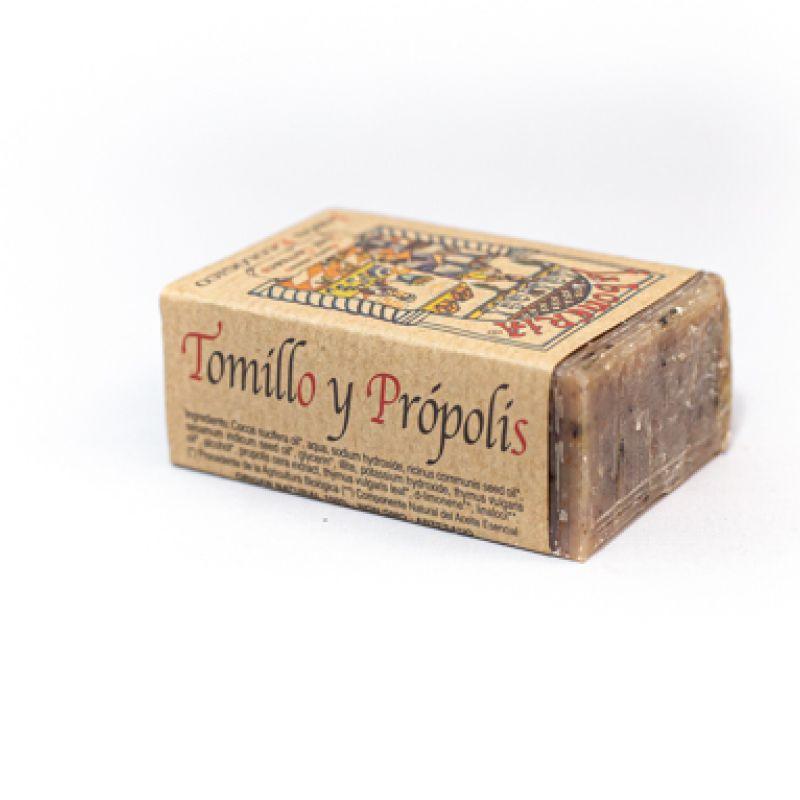 Jabón TOMILLO Y PRÓPOLIS