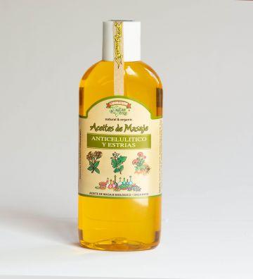 Aceite Masaje ECO Anticelulitico Estrias 200ml