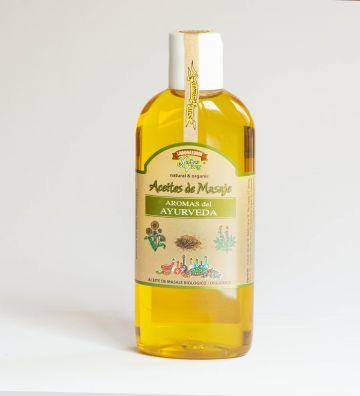 Aceite Masaje ECO Aromas del Ayurveda 200ml