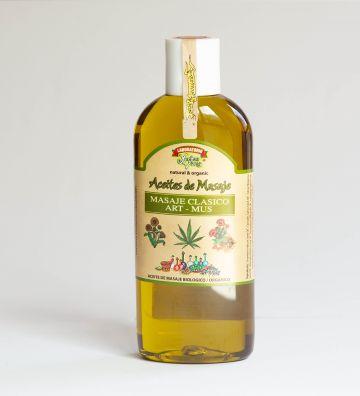 Aceite Masaje BIO MUSCULAR 200ml