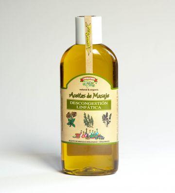 Aceite Masaje ECO Descongestión Linfatica 200ml