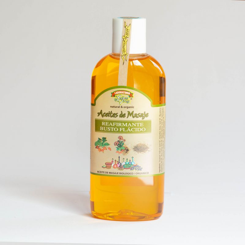Aceite Masaje ECO Reafirmante Busto 200ml