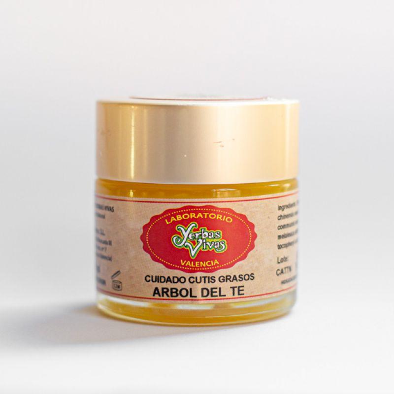 Crema Arbol del Té 60ml